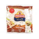 "Tortilla Mission Multigrain 10"" 6x60g"