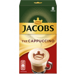 Jacobs Cappuccino 8x14,4g
