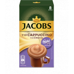 Jacobs Cappuccino Choco 8x18g