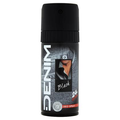 Denim Deo black pán. 150ml